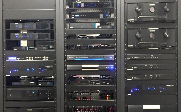 Data Neetwork Rack